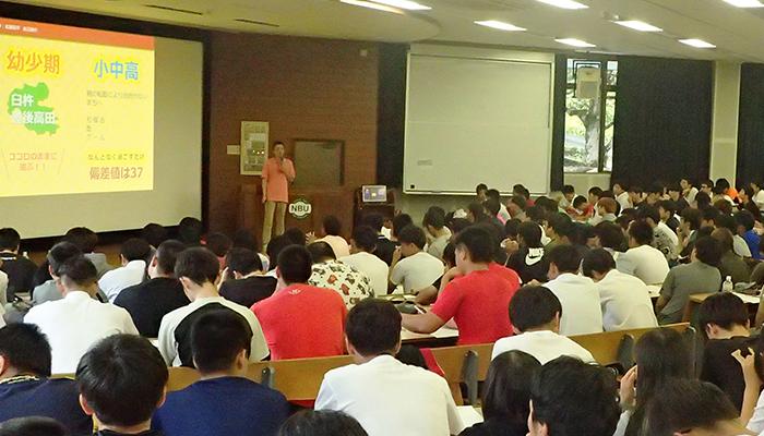 学生青年講演研修